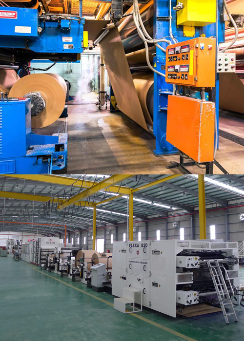 Industrial Paper Bags & Corrugated Carton Boxes Manufacturer - KYM Group