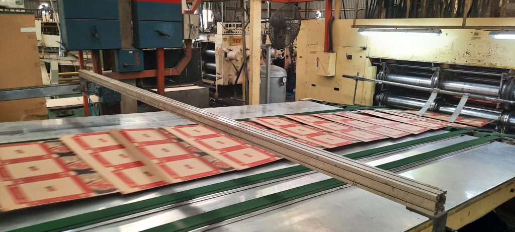 Malaysia Industrial Packaging Solutions - KYM Holdings